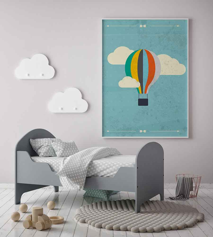 Childs Room Wall Art